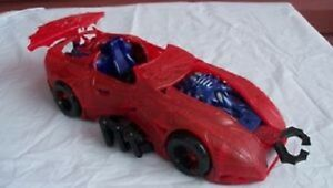 Collectors---1997 Toy Biz Marvel Comics Spider-Man Car!