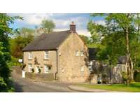 Part Time Cleaner needed at small country Guest House in Thorpe, Ashbourne