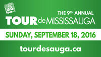 VENDORS WANTED: Tour de Mississauga Cycling Event