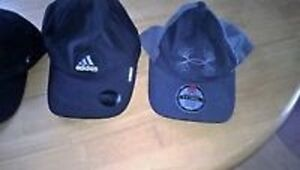 brand new black under armour hat , fits all sizes $15