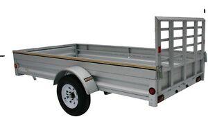 trailer 10x 5 galvanized