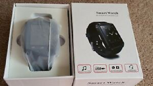 Bluetooth Smart Wrist Watch for Android / iOS