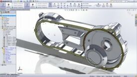 Solidworks and AutoCad Services