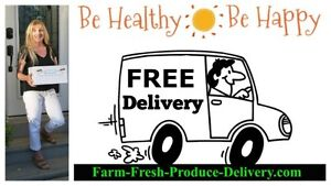 Eating Healthy Has Never Been Easier FREE DELIVERY - $25/Week