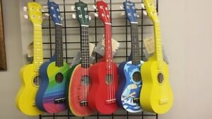 Learn to play the Ukulele!