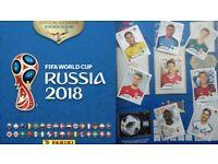 World Cup Panini Stickers