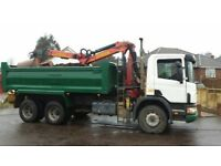 Cheapest Grab Hire, Muck Away, Haulage and Aggregates In Hampshire