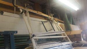 Ladder Roof Racks - Van