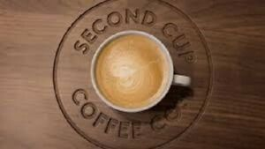 Top producing Second Cup Coffee Shop