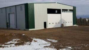Canadian Global Steel. Buildings for all needs!