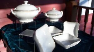 German BAVARIA china Tureens plus side dishes!