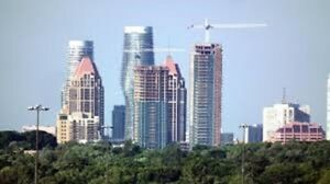 Condo Apartments for Rent at Square One Mississauga