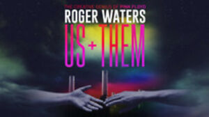 Excellents Billet Roger Waters US + Them 6 octobre 2017 Parterre