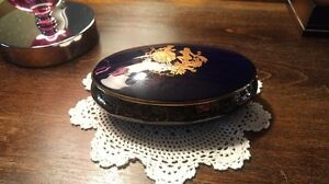 "Two-Piece ""Limoges"" Porcelain Trinket Box Regina Regina Area image 1"