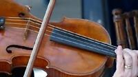 Violin & Cello lessons for all ages
