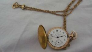Very Rare R. McKnight Ladies Pocket Watch! Sarnia,Ontario