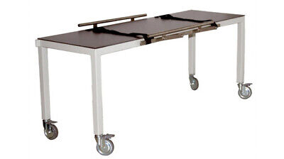 Sc-500 Mobile X-ray C-arm Imaging Table With 1 Thick Radiolucent Table Pad