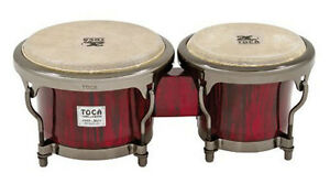 Toca 2001A 20th Anniversary Wood Bongos