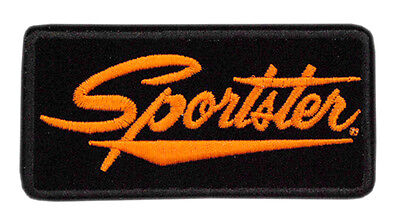 HARLEY DAVIDSON SPORTSTER  VEST PATCH *NIP* NEW STYLE **MADE IN USA**