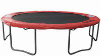 Wanted Parts for Airzone Springless (elastic band) Trampoline