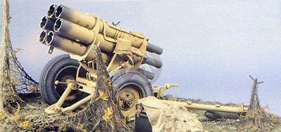 Multiple Rocket Launcher - Kirin 120mm 1/16 15cm Nebelwerfer 41 German Multiple Rocket Launcher WWII 21501