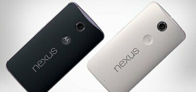"""New *UNOPENED* AT&T T-MOB Motorola X Nexus 6 32/4G 5.97"""" Smartphone/WHITE/64GB"""