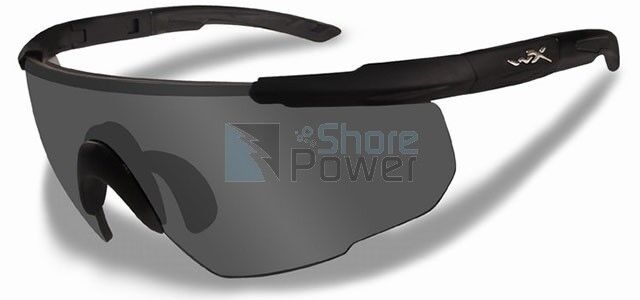afcf3a49fc Wiley X Saber Advanced Shooting Sunglasses for sale online
