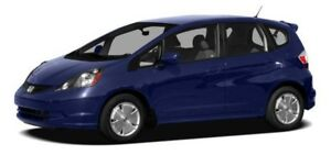 "2012 Honda Fit LX ""Remains the most enjoyable to drive of the..."