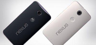 New Verizon Motorola X Nexus 6 XT1103 - Sealed in Box Smartphone/BLUE/64GB
