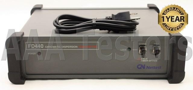 GN Nettest FD440 TX Chromatic Dispersion Transmitter