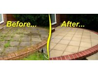 Jet washing, drives , patios and decking