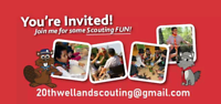 Beaver Scouts Open House / Bring A Friend Night