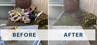 SAME DAY JUNK REMOVAL - BEST PRICE IN THE MARKET!