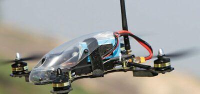 Hitec VEKTOR 280 Receiver Ready FPV RACING DRONE