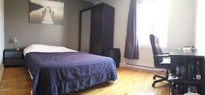 490$ TOUT INCLUS: chambre dans un 4 1/2 MÉTRO PARC 1er mai