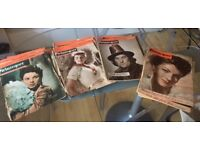 Good Condition Vintage 'PICTUREGOER' Film Magazine collection: 1943-51