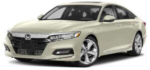 2018 Honda Accord Touring Sedan 1.5T Touring CVT