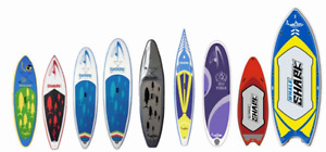 SUP inflatable Paddle boards FEB special