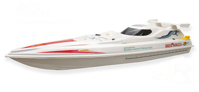 Radio Ranger RC Boat