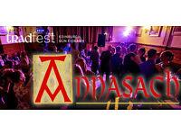 Annasach's TradFest Ceilidh - 28 April 2017