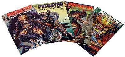 Predator: Big Game 4-Issue Comic Book Set- Dark Horse #1-4  UNREAD- FREE S&H