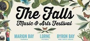 Falls Festival Lorne 3 day pass! (CAMPING) Craigmore Playford Area Preview