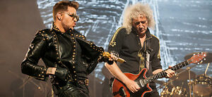 Queen & Adam Lambert July 18 BEST seats in the House FLOOR