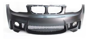 E82 1 SERIES 128I 135I 1M FRONT BUMPER CONVERSION