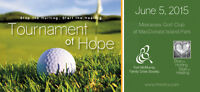 Fort McMurray Family Crisis Society's Tournament of Hope