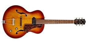 Godin Guitars 5th Avenue Kingpin Kingpin P90 Cognac Burst 031986