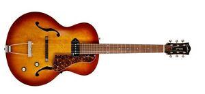 Godin Guitars 5th Avenue Kingpin Kingpin P90 Cognac Burst 03198