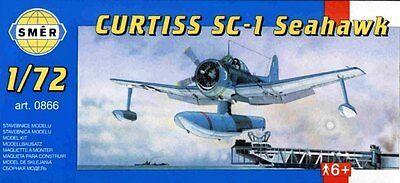 CURTISS SC-1 SEAHAWK U.S. NAVY MARKINGS866 1/72 SMER
