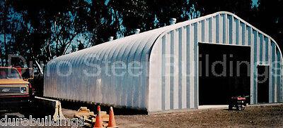 Durospan Steel 30x50x15 Metal Building Diy Home Shop Garage Kit Factory Direct