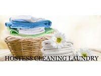 LAUNDRY SERVICES - COLLECT AND DELIVER!!- WASH/ DRY/ PRESSED ALL IN ONE PRICE!!
